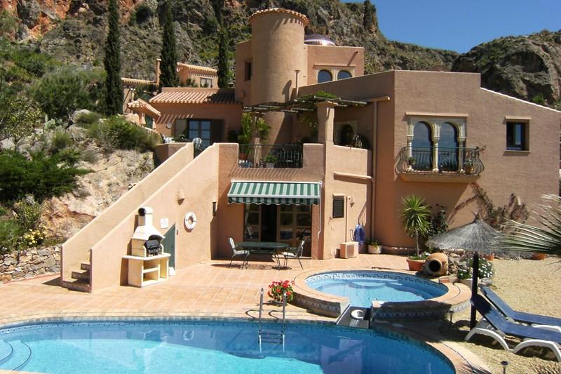 Villa in Spain, Cortijo Cabrera