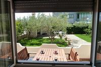 Apartment in Croatia, Zadar: View from the living room