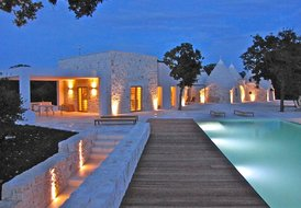 VILLA VOLPE a fantastic restored property in the heart of Apulia