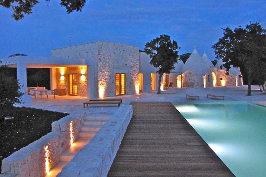 VILLA VOLPE a fantastic restored property in the heart of Apulia