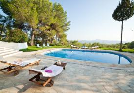 Sunny Ibiza Villa