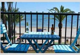Front Line Beach Villa overlooking the Mar Menor costa calida