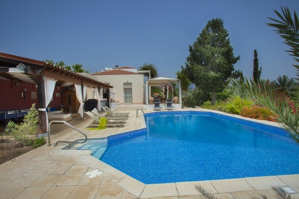 Villa in Cyprus, Coral Bay