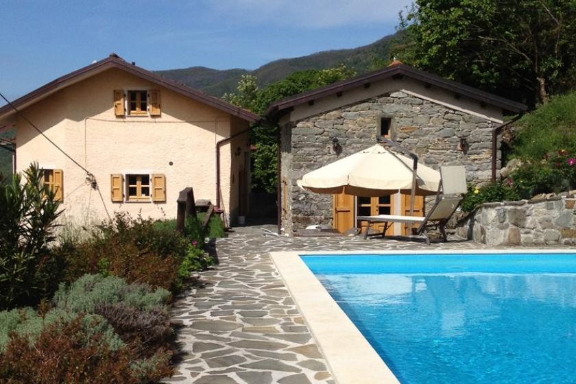 Owners abroad I Tre Olivi, Crespiano Alto, Lunigiana,Tuscany