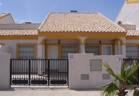 House in Playa Paraíso (Cartagena), Spain: House with space to park a car
