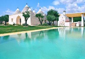 VILLA MARTINA in the heart of Apulia