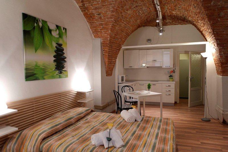 Studio apartment in Italy, Lucca
