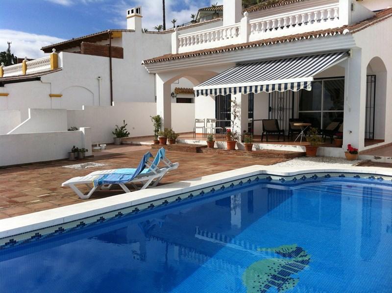 Villa in Spain, Benalmadena Pueblo