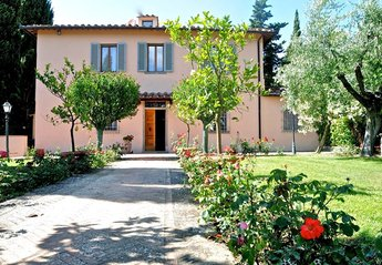 6 bedroom Villa for rent in Greve in Chianti