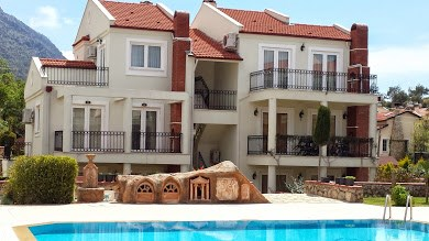 Duplex apartment in Turkey, Hisaronu
