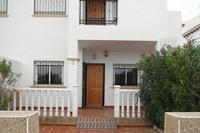 2 bedroom, ground floor apartment in La Cinuelica.