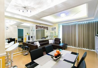 Apartment in Philippines, Manila: Spacious and comfortable unit with featured mood lighting