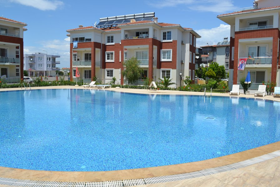SWIMMINGPOOL 3+1 APARTMENT BELEK 2