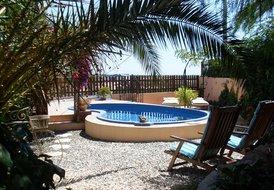 Country House in Orihuela, Spain: Pool