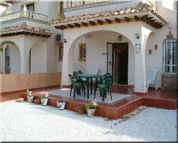 2 bedroom 2 bathroom quad villa in Lomas de Cabo Roig, Playa Golf