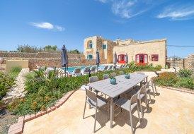 Farm House in San Lawrenz, Malta