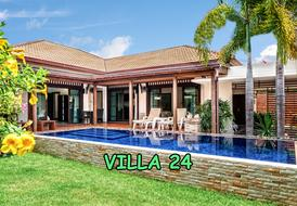 Busaba Pool Villa 24 - Hua Hin