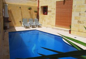 Welcome to villa Berta , Beautiful Sunny Gozo Quiet and Relaxing