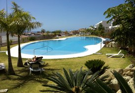 Luxury 3 bedroom apartment in Costa Adeje