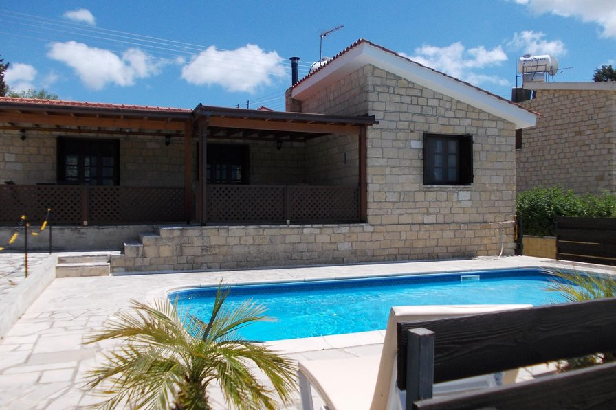 Cottage To Rent In Polemi Cyprus With Private Pool 177888