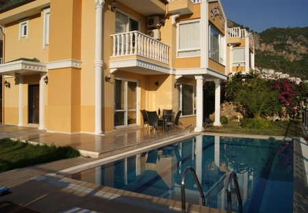 Villa in Alanya, Turkey: Dream Villa 1, luxury, sunshine and relaxation in Alanya, Turkey