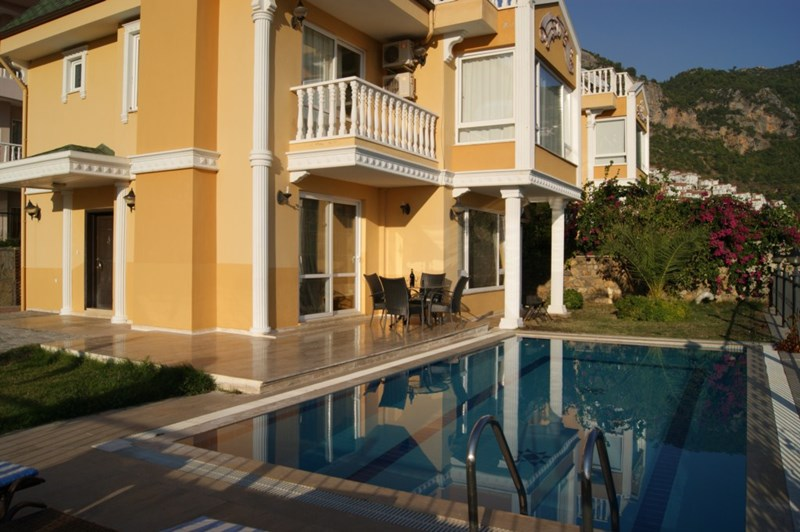 Villa in Turkey, Alanya city centre: Dream Villa 1, luxury, sunshine and relaxation in Alanya, Tur..