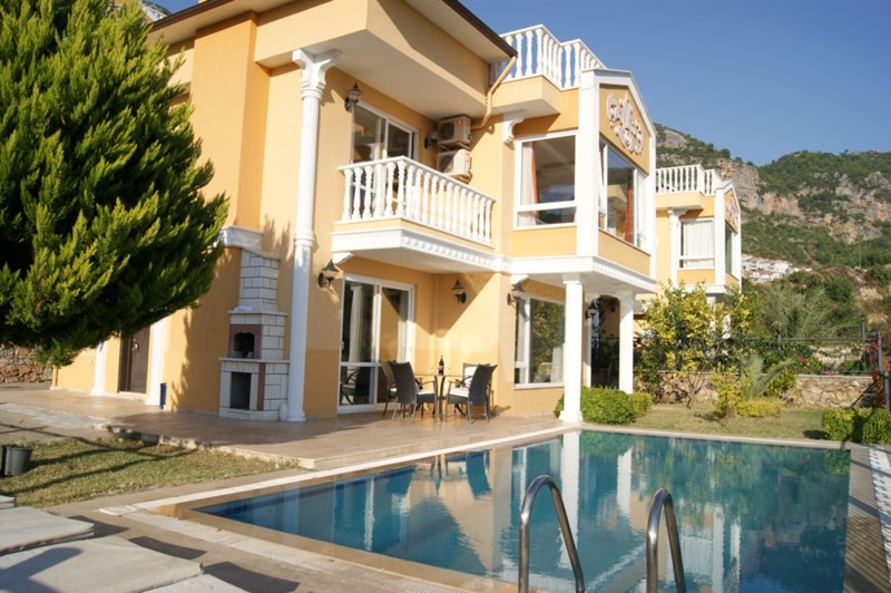 Villa in Turkey, Alanya city centre: Dream Villa 3, luxury and relaxation in the Alanya sunshine, ..