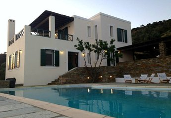 Villa in Greece, Andros