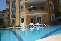Apartment in Turkey, Alanya city centre: Relax by by the pool and enjoy the Turkish sunshine at Pa..