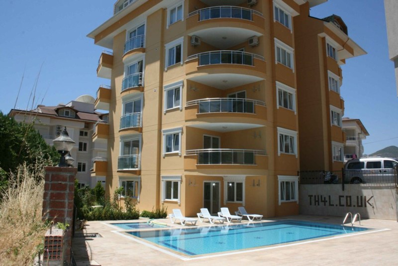 Apartment in Turkey, Alanya city centre: Panorama Apartments, Alanya, Turkey.