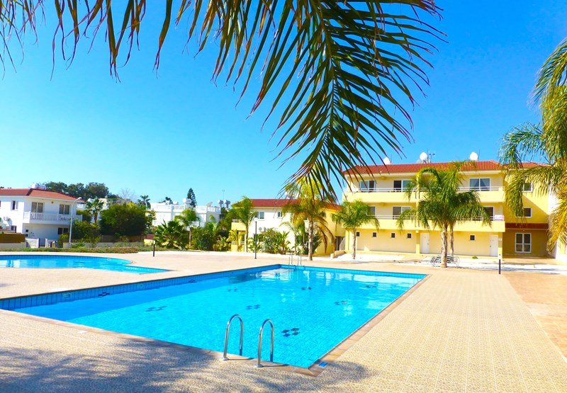 Apartment To Rent In Nissi Beach Cyprus With Pool 177992