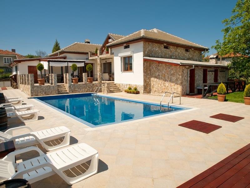 Villa in Bulgaria, North Sunny Beach