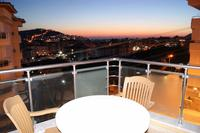 Apartment in Turkey, Alanya city centre: Enjoy the sun going down at Panorama Apartments, Alanya.