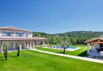 Villa in Croatia, Motovun