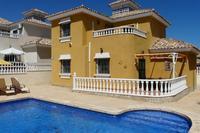 Villa in Spain, El Galan: Villa Front