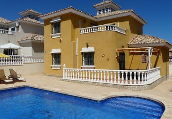 Villa in Spain, El Galan: Villa Front