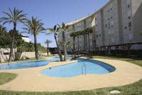 Apartment in Spain, Javea Arenal: pool