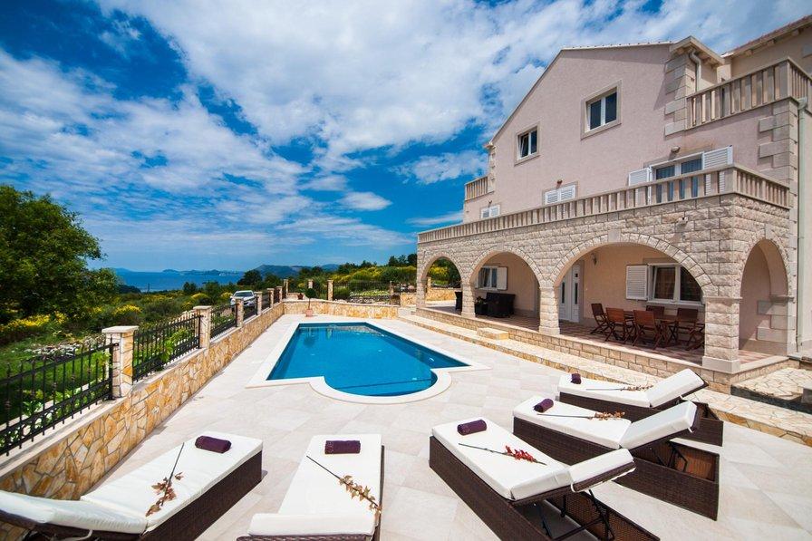 Villa in Croatia, Cavtat: OLYMPUS DIGITAL CAMERA