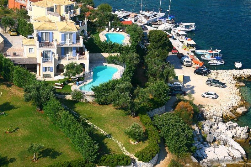 Villa in Greece, Kassiopi