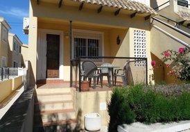2 bedroom, ground floor apartment in Lomas del Golf, Villamartin