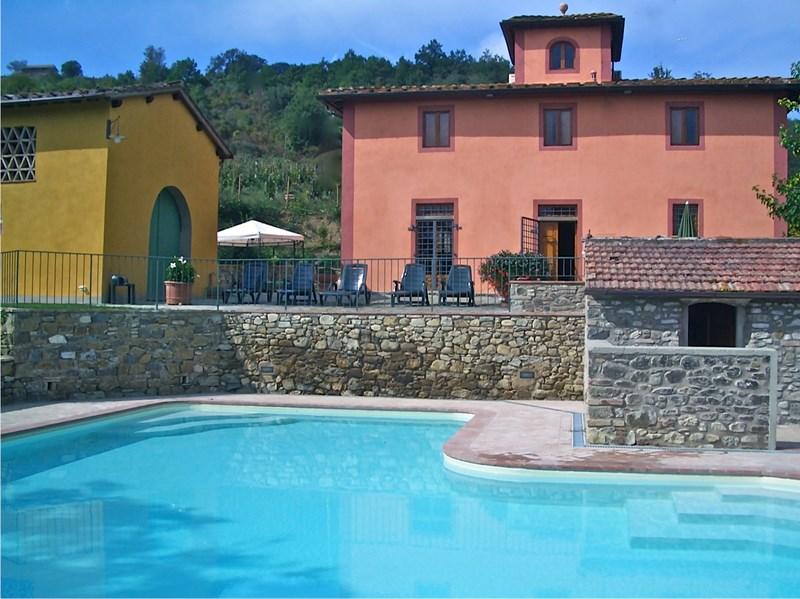 Villa in Italy, Casciano Val di Pesa