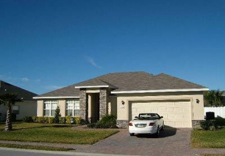 Villa in The Manor at Westhaven, Florida: Charleston Manor - Executive Accommodation