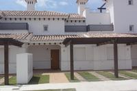 Villa in Spain, Mar Menor Golf Resort (Polaris World): Front View of house with Car Port