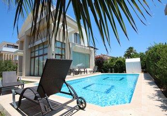 3 bedroom Villa for rent in Serik