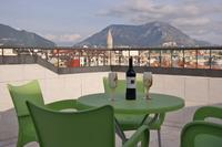 Penthouse_apartment in Turkey, Alanya city centre: Enjoy your mountain view from your penthouse ba..