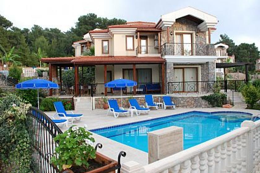 Holiday Villas To Rent In Turkey