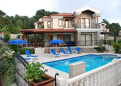 Villa in Turkey, Ovacik: Araxa 4