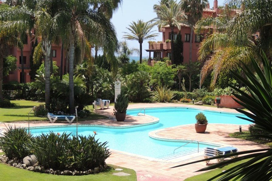 Owners abroad Los Monteros