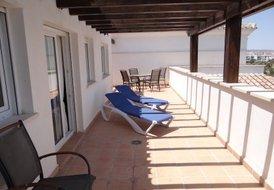 A Penthouse Apartment at La Torre Golf Resort, Costa Calida Spain