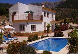 Villa in Spain, Alcaucín: El Olivo